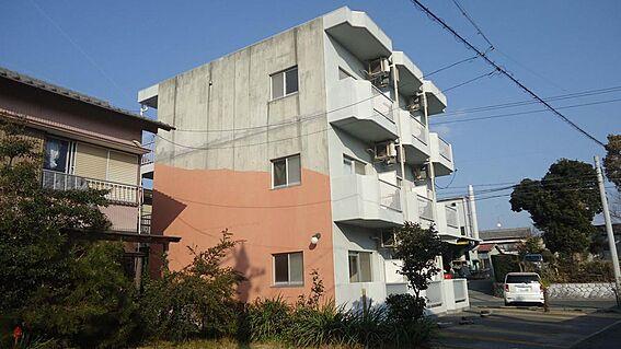 マンション(建物全部)-浜松市南区三島町 外観