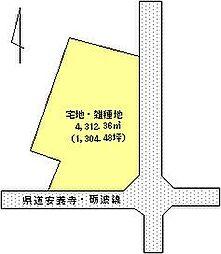 砺波市西中 土地 6,523万円