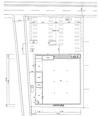店舗(建物全部)-米沢市本町2丁目 間取り