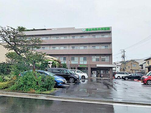 新築一戸建て-仙台市若林区若林7丁目 清水内科外科医院 約600m