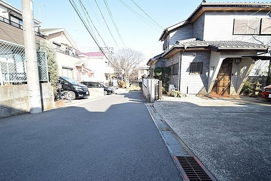 アパート-千葉市若葉区桜木北3丁目 東側公道 幅員約4.5m/間口約8.3m
