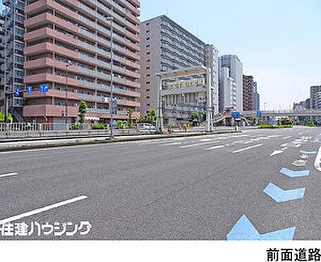 店舗・事務所・その他-品川区南大井2丁目 周辺