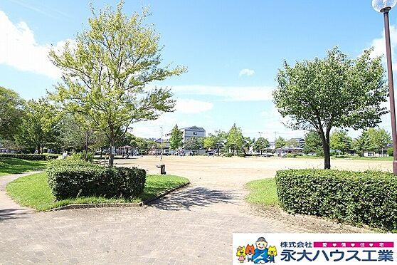 戸建賃貸-仙台市太白区太白2丁目 太白公園 約200m