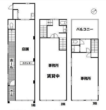収益ビル-堺市堺区材木町西1丁 間取り