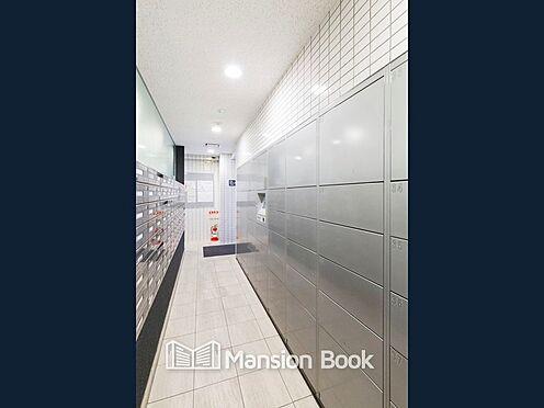 中古マンション-中央区晴海5丁目 メールコーナー・宅配ボックスのお写真です。