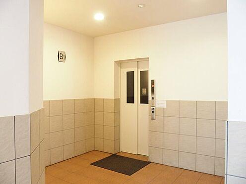 中古マンション-八王子市松木 エレベーター
