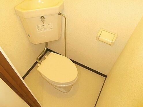 アパート-札幌市豊平区月寒西四条5丁目 トイレ
