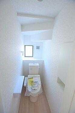 新築一戸建て-仙台市若林区上飯田2丁目 トイレ