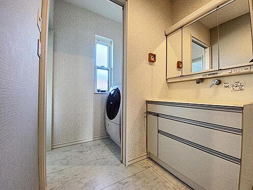 中古一戸建て-福岡市西区豊浜2丁目 二階洗面所です☆