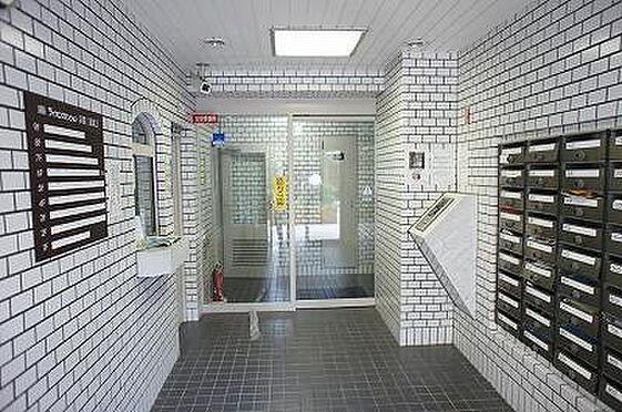 マンション(建物一部)-京都市中京区姉西洞院町 オートロックや防犯カメラで、防犯性にも配慮