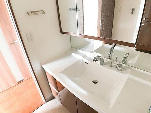 中古マンション-名古屋市中区大井町 収納もしっかりある洗面台♪