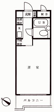 中古マンション-さいたま市桜区西堀2丁目 間取り