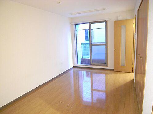 アパート-板橋区仲宿 居間