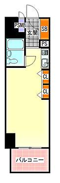 区分マンション-大阪市西成区玉出中2丁目 図面より現況を優先します。