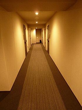 マンション(建物全部)-川口市芝新町 廊下は内廊下なので、雨の日も濡れることがありません。
