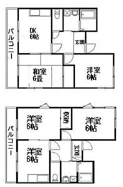 マンション(建物全部)-浜松市中区鴨江3丁目 間取り
