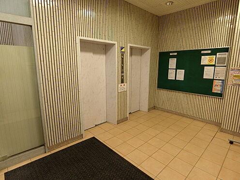 区分マンション-豊島区東池袋4丁目 エレ―ベーターホール