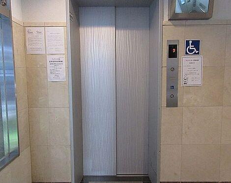 マンション(建物一部)-大阪市北区天満4丁目 防犯モニター搭載のエレベーター