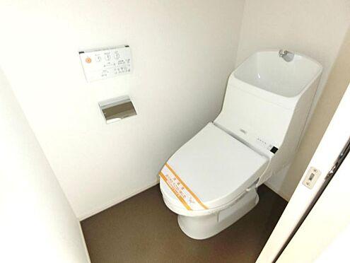 アパート-大田区大森北6丁目 トイレ