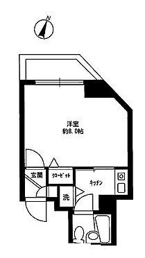 マンション(建物一部)-足立区東和4丁目 間取り