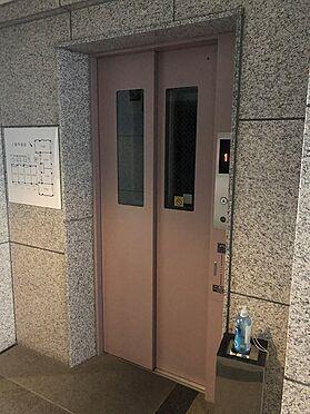 中古マンション-川越市岸町2丁目 エレベーター