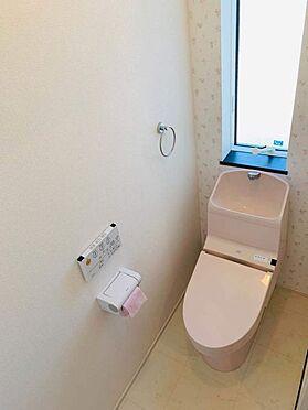 中古一戸建て-江南市勝佐町西郷 トイレは1・2階あるので重なる朝も安心!
