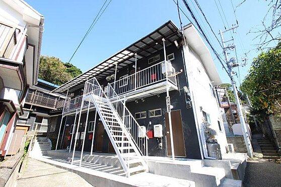 アパート-横須賀市富士見町2丁目 外装リフォーム済みで大変綺麗です