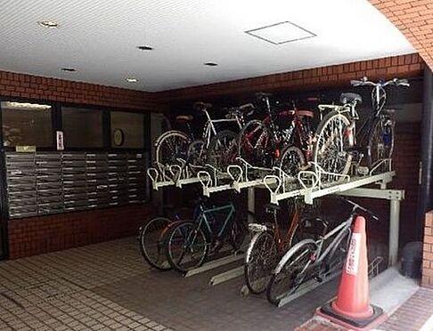 区分マンション-大阪市中央区南船場4丁目 屋内駐輪スペースあり