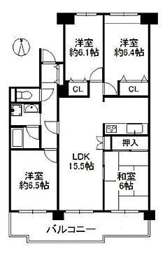 マンション(建物一部)-神戸市長田区高取山町2丁目 ゆとりの4LDK物件
