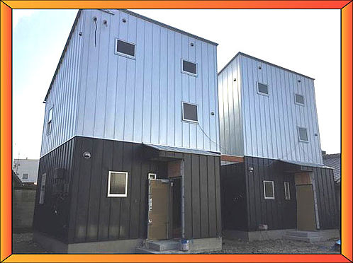アパート-大分市大字奥田明磧 外観