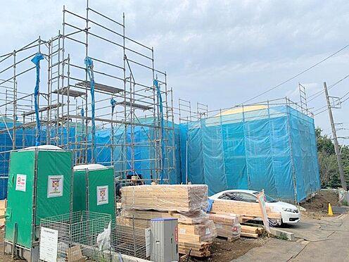 新築一戸建て-多摩市連光寺1丁目 広いリビングと部屋数の多い在宅ワークにも適した戸建てです!