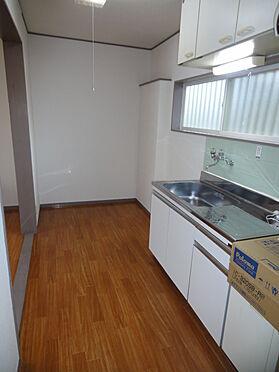 アパート-野田市中野台 キッチン