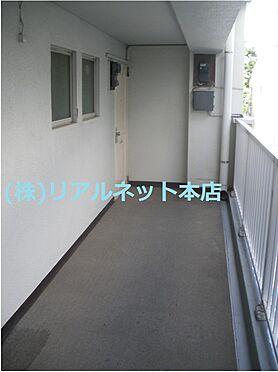 店舗事務所(建物一部)-杉並区永福3丁目 玄関ドア