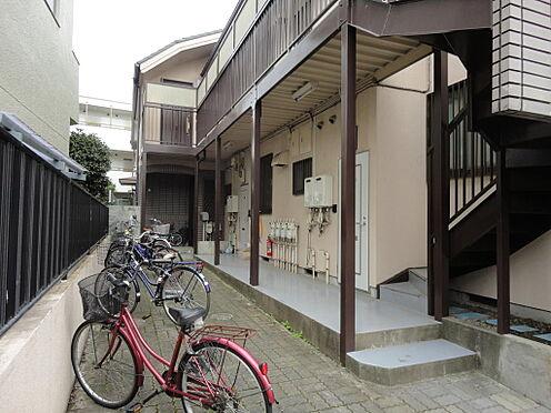 アパート-練馬区中村2丁目 外観