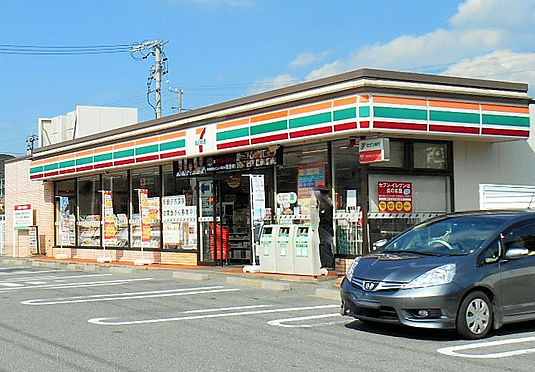 戸建賃貸-西尾市平坂吉山1丁目 セブンイレブン 西尾平坂町店1084m