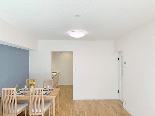 中古マンション-多摩市貝取2丁目 リフレッシュされた室内を是非ご自身の目でお確かめください。