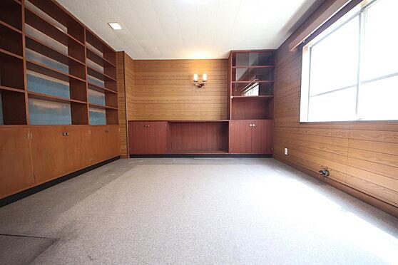 建物全部その他-八王子市長房町 地下1階の応接間のような洋室です。