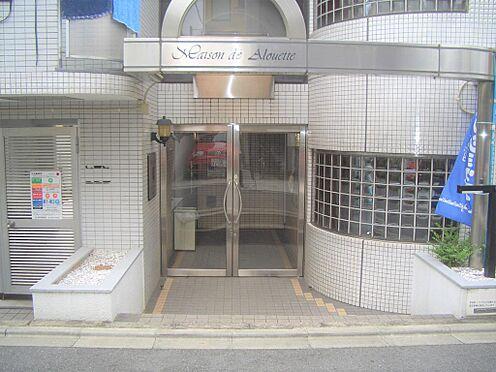 マンション(建物一部)-中野区中央3丁目 エントランス