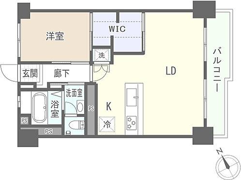 マンション(建物一部)-横浜市磯子区森1丁目 図面と現況が異なる場合は、現況優先となることをご了承願います。