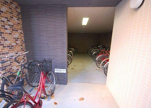 マンション(建物一部)-大阪市中央区内平野町3丁目 屋内駐輪場あり