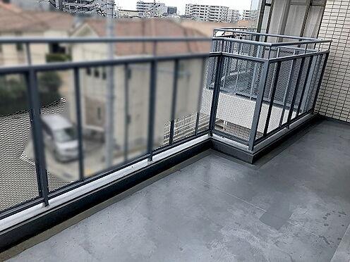 中古マンション-神戸市垂水区五色山8丁目 バルコニー