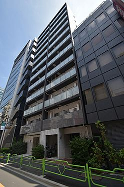 区分マンション-中央区八丁堀2丁目 外観/地上12階建て、総戸数44戸