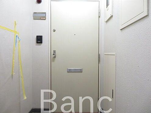 中古マンション-港区三田4丁目 玄関ドア