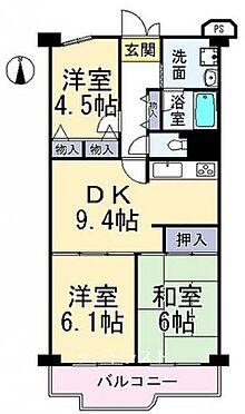 マンション(建物一部)-大和高田市昭和町 間取り