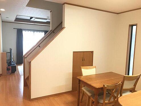 中古一戸建て-西尾市米津町蔵屋敷 家族も安心、リビング階段!