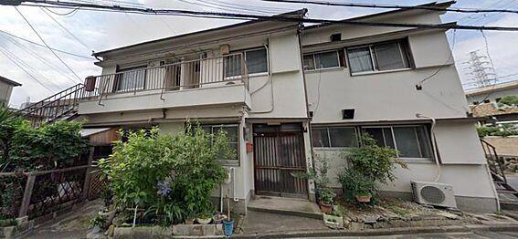 アパート-東大阪市横枕 外観