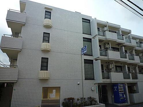 マンション(建物一部)-中野区新井2丁目 南東側からのマンション画像