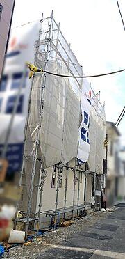 新築一戸建て-大阪市生野区新今里2丁目 外観