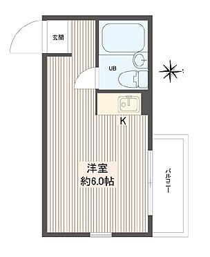 マンション(建物一部)-西宮市甲子園口4丁目 単身者向けのワンルーム府物件