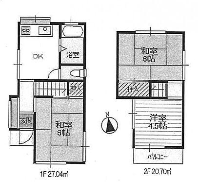 アパート-武蔵村山市中藤5丁目 中藤戸建・ライズプランニング